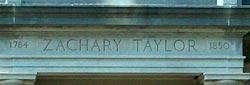 Grave of President Zachary Taylor